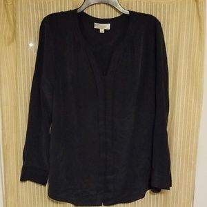Nordstrom Silk Collection Top